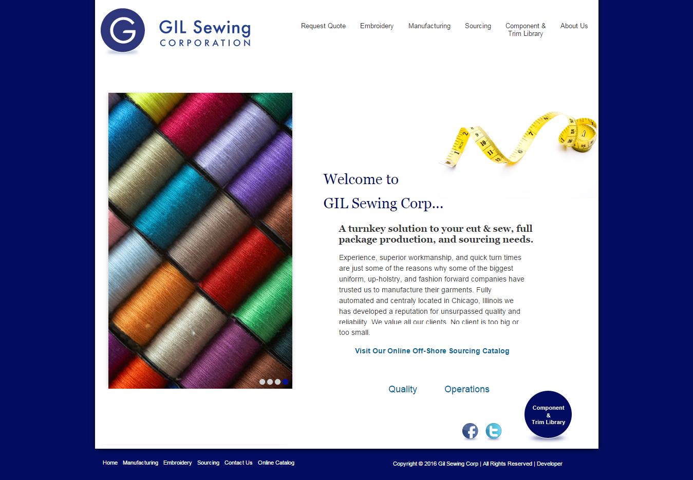 Website design of manufacturing companies - Arteqo Consulting